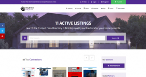 Trusted Pros Contractors Directory